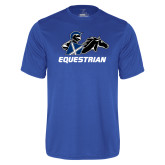 Syntrel Performance Royal Tee-Equestrian