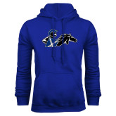 Royal Fleece Hoodie-Knight
