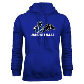 Royal Fleece Hoodie-Basketball