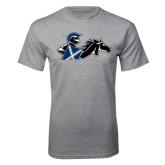 Grey T Shirt-Knight