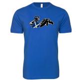 Next Level SoftStyle Royal T Shirt-Knight