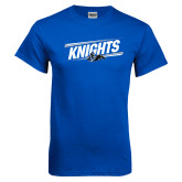 Royal T Shirt-Knights Slanted w/ Knight