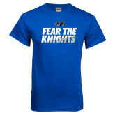 Royal T Shirt-Fear The Knights
