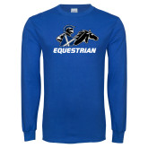 Royal Long Sleeve T Shirt-Equestrian