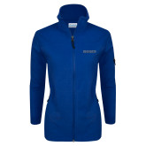 Columbia Ladies Full Zip Royal Fleece Jacket-Knights Word Mark