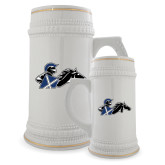 Full Color Decorative Ceramic Mug 22oz-Knight