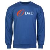Royal Fleece Crew-Dad