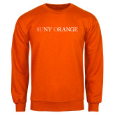 Orange Fleece Crew-Official Artwork