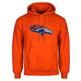 Orange Fleece Hoodie-SUNY Orange Colt