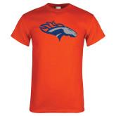 Orange T Shirt-SUNY Orange Colt