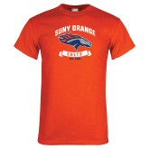 Orange T Shirt-SUNY Orange Colts Graphic