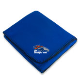 Royal Arctic Fleece Blanket-Primary Logo