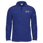 Columbia Full Zip Royal Fleece Jacket-Primary Logo