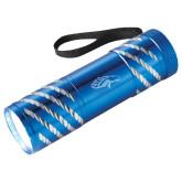 Astro Royal Flashlight-SUNY Orange Colt Engraved