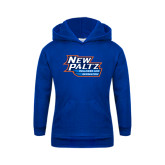 Youth Royal Fleece Hoodie-Wellness and Recreation