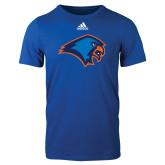 Adidas Royal Logo T Shirt-Hawk Head