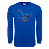 Royal Long Sleeve T Shirt-Hawk
