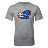 Grey T Shirt-Head Word Mark