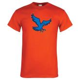 Orange T Shirt-Hawk