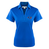 Ladies Royal Performance Fine Jacquard Polo-Hawk Head