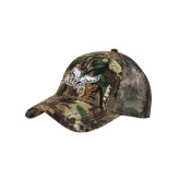 Camo Pro Style Mesh Back Structured Hat-Official Logo