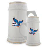 Full Color Decorative Ceramic Mug 22oz-Official Logo