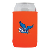 Neoprene Orange Can Holder-Official Logo
