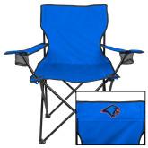 Deluxe Royal Captains Chair-Hawk Head
