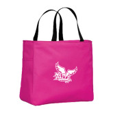 Tropical Pink Essential Tote-Official Logo