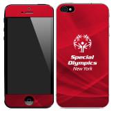 iPhone 5/5s/SE Skin-Primary Mark Vertical