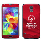 Galaxy S5 Skin-Primary Mark Vertical