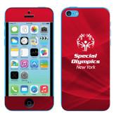 iPhone 5c Skin-Primary Mark Vertical