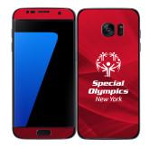 Samsung Galaxy S7 Edge Skin-Primary Mark Vertical