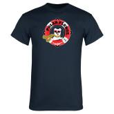 Navy T Shirt-Polar Plunge