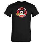 Black T Shirt-Polar Plunge