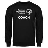 Black Fleece Crew-Coach