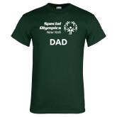 Dark Green T Shirt-Dad