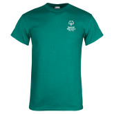 Teal T Shirt-Primary Mark Vertical