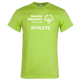 Lime Green T Shirt-Athlete
