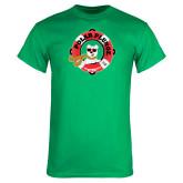Kelly Green T Shirt-Polar Plunge