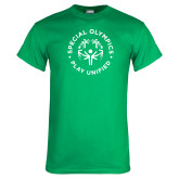 Kelly Green T Shirt-Play Unified