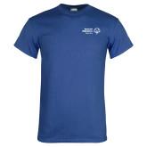 Royal T Shirt-Primary Mark Horizontal