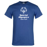 Royal T Shirt-Primary Mark Vertical