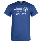 Royal T Shirt-Athlete