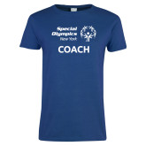 Ladies Royal T Shirt-Coach