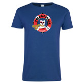 Ladies Royal T Shirt-Polar Plunge