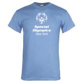 Light Blue T Shirt-Primary Mark Vertical