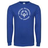 Royal Long Sleeve T Shirt-Play Unified