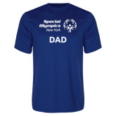 Performance Royal Tee-Dad