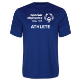 Performance Royal Tee-Athlete
